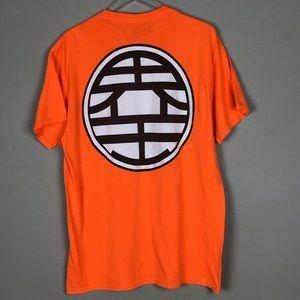 DBZ Dragon Ball Z Tshirt szL
